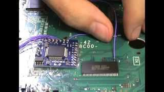 How to mod a PS2 slim (PlayStation 2)