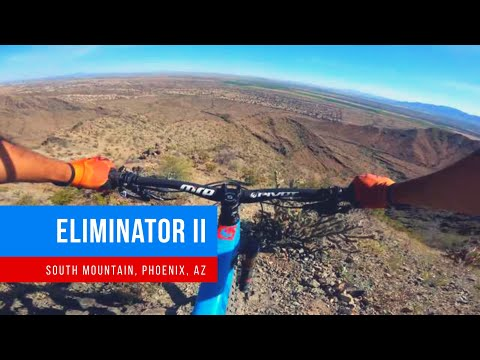 Eliminator II - South Mountain, Phoenix AZ