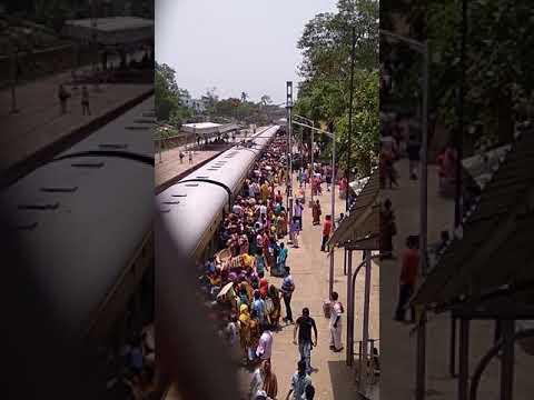 Ahmedpur Jn. Railway Station
