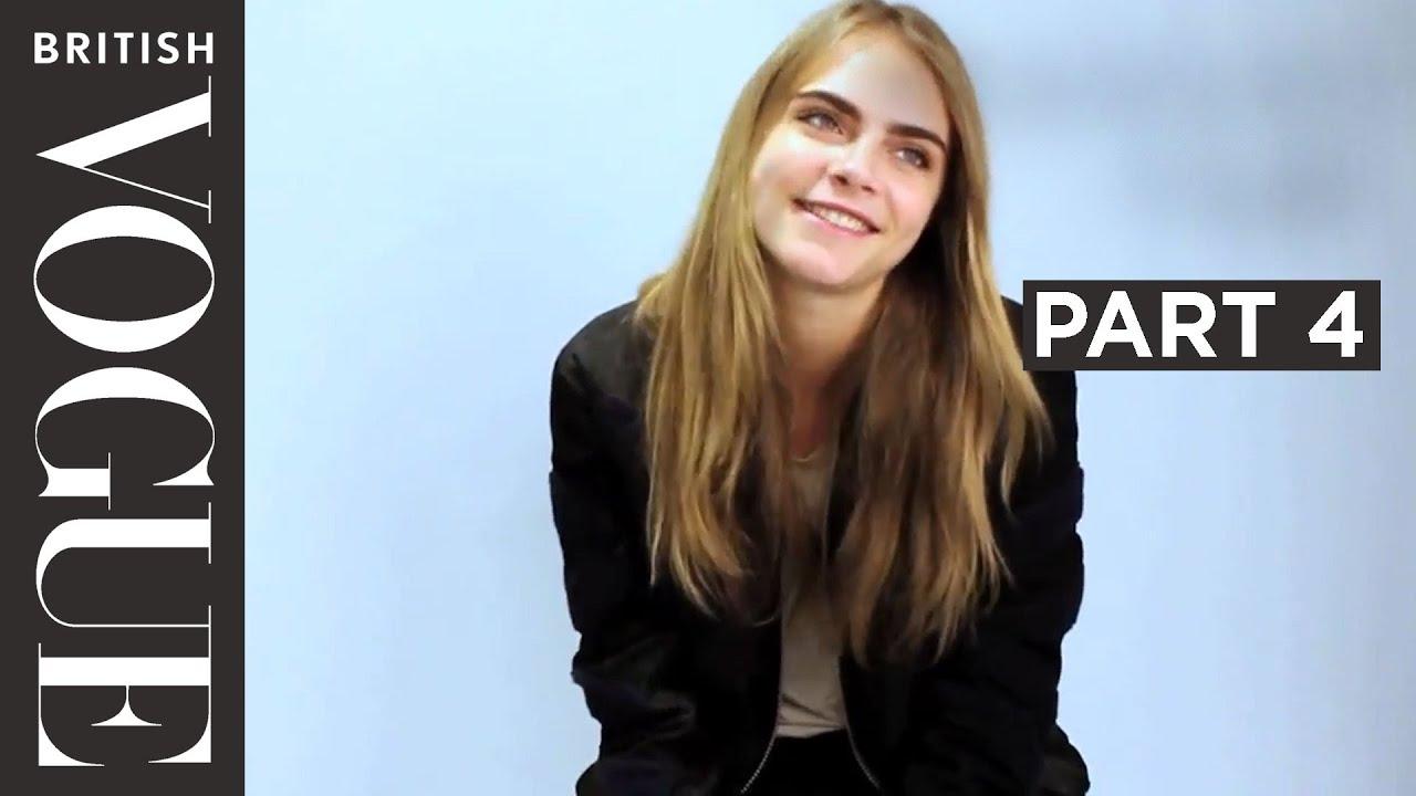 Cara Delevingne's Definitive Interview Part 4 | Celebrity Interviews | British Vogue