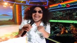 """La voz Argentina-  5to.Show en vivo equipo del Puma / Alejandro """"mono"""" Serra - Baby i love your way"""