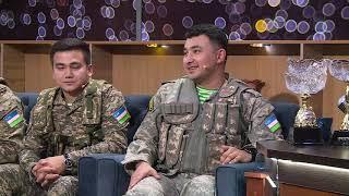 MTV Show - Chegara qo'shinlarining Sarxad guruhi va Akbar Atamuxammedov (02.05.2019)