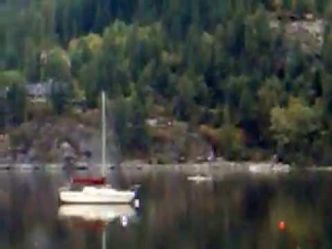 Fall @ Kootenay Lake Nelson BC