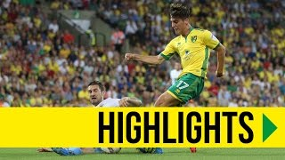 EFL CUP HIGHLIGHTS | Norwich City 6-1 Coventry City
