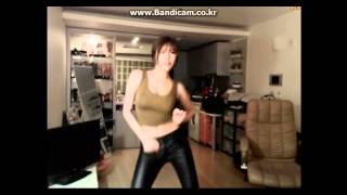 아프리카 tv bj 이하린 댄스 hot korean sexy dancing