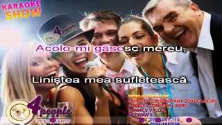 stil Mireala Petrean   Am plecat cândva de jos Karaoke by kinder