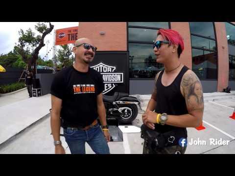ตอนที่ 61-งานเปิดตัวศูนย์ Harley-Davidson พัทยา