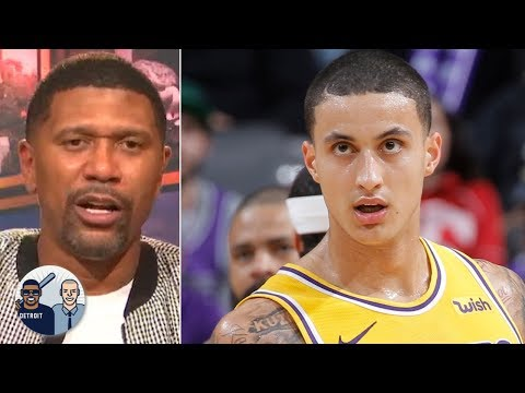 Kyle Kuzma has been the Lakers second-best player all season - Jalen Rose l Jalen & Jacoby