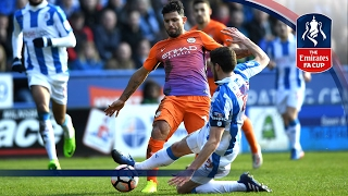 Huddersfield Town 0-0 Manchester City - Emirates FA Cup 2016/17 (R5) | Official Highlights