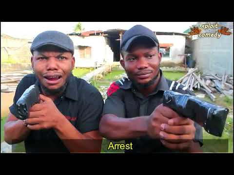 Download AFRICAN POLICE / AMERICAN POLICE (XPLOIT COMEDY)