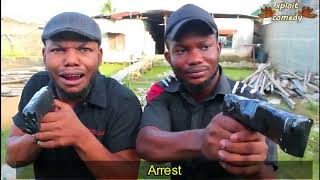 How police arrest ritualists in different countries (Xploit comedy)