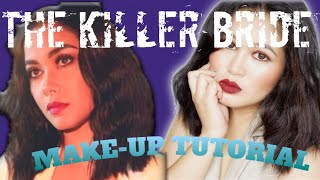 RECREATING CAMILA DELA TORRE LOOK|THE KILLER BRIDE|WEHN LUSTRE