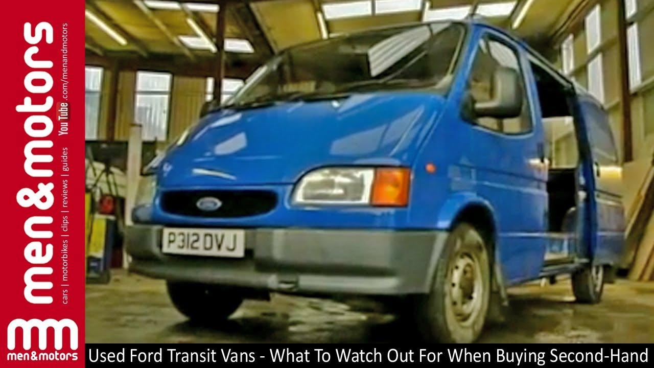 Used Ford Transit Vans