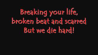 Metallica - Broken, Beat & Scarred (lyrics)
