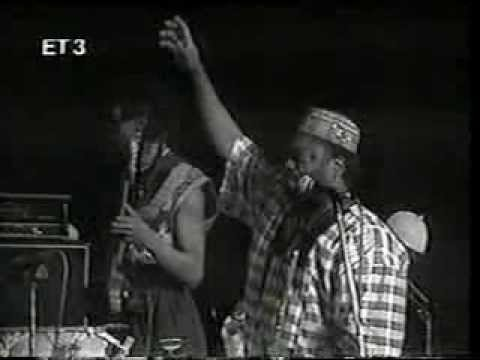 OSIBISA - The Dawn (live Salonica,Greece 1995)
