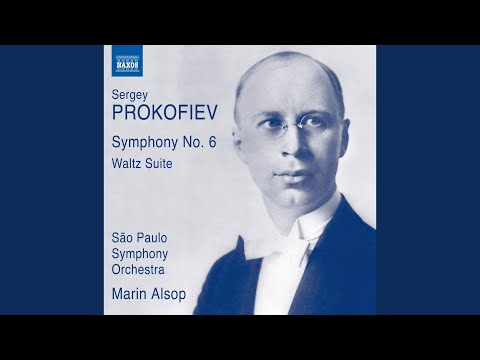 Waltz Suite, Op. 110: III. Mephisto Waltz (from Lermontov)