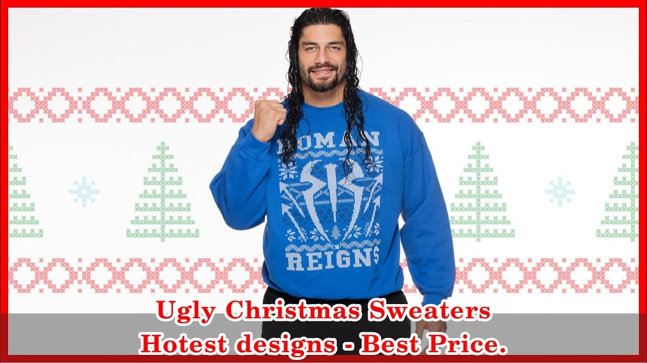 Ugly Christmas Sweaters - Best Places To Buy Online - Christmas Gift ...