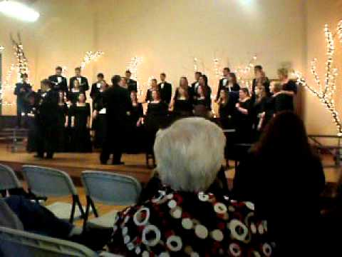 Another Chadron State College Choir song
