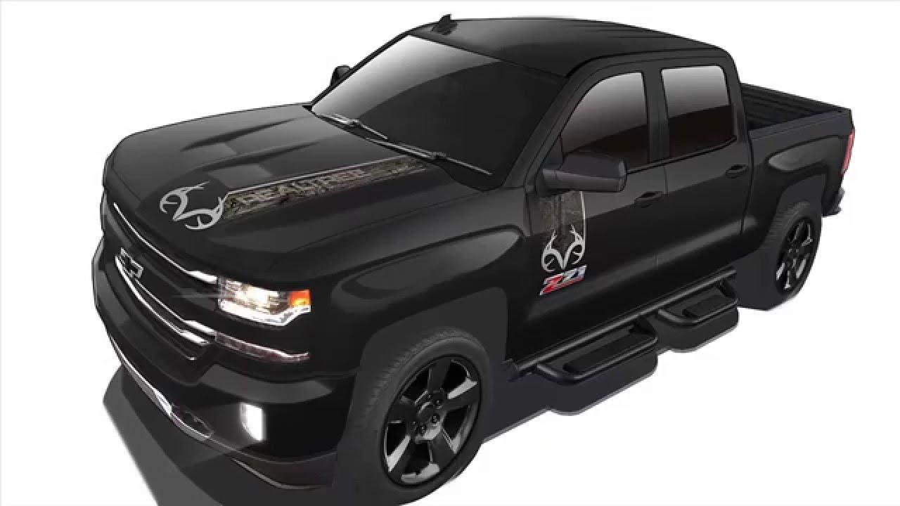 Camo Chevrolet Silverado Realtree Edition Is Happening