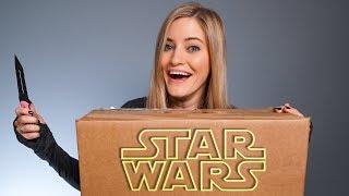 Starwars Mystery Box 😱