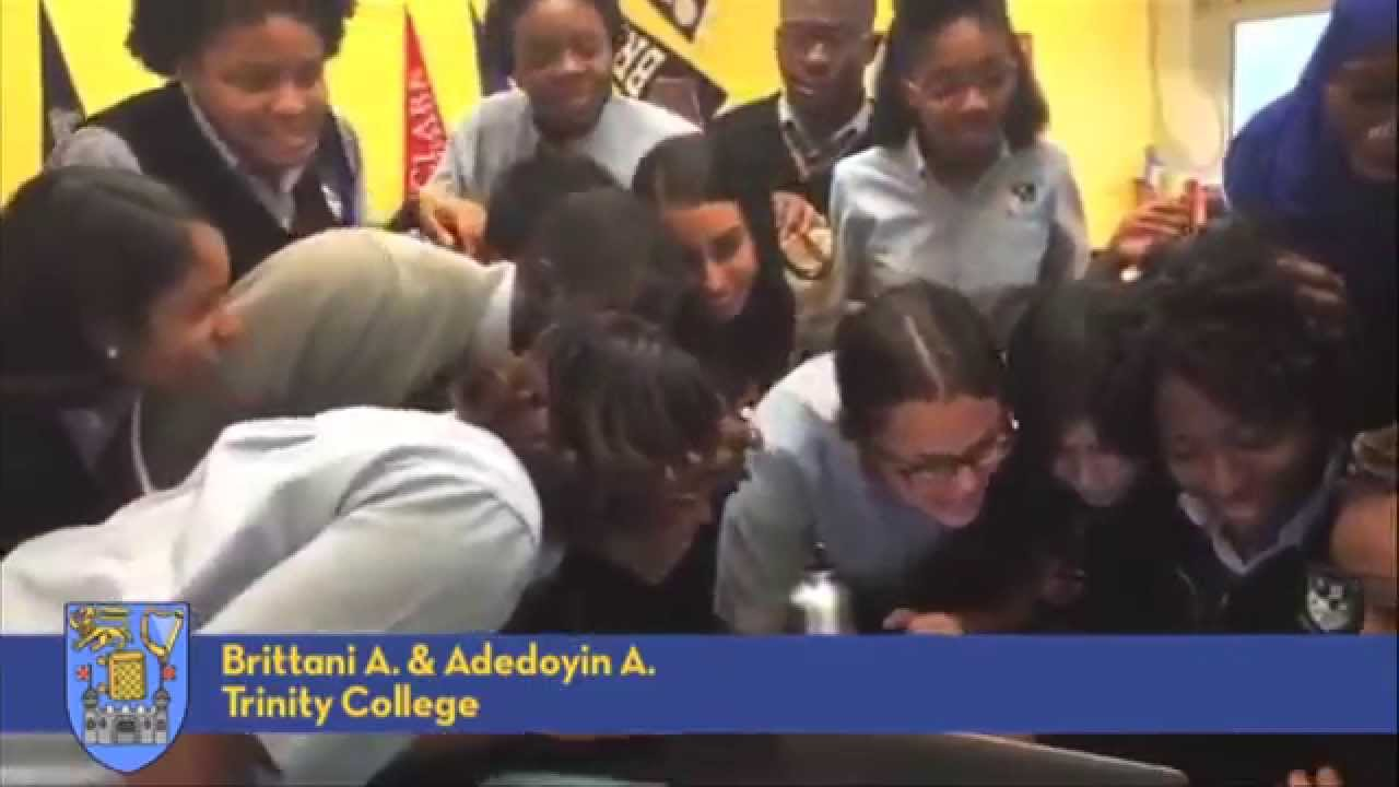 democracy prep seniors get accepted into college democracy prep seniors get accepted into college