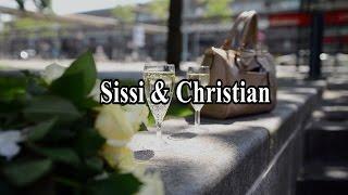 Airport Flashmob Marriage Proposal - Heiratsantrag Sissi und...