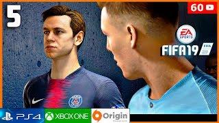 FIFA 19 El Camino Parte 5 Español Latino Gameplay | Capitulo 2 El Hermano de Williams en el PSG
