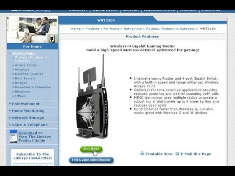 Section 1 - Lesson 2: Buying Your Secure Wireless Networking Hardware