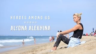 HEROES AMONG US // Alyona Alekhina