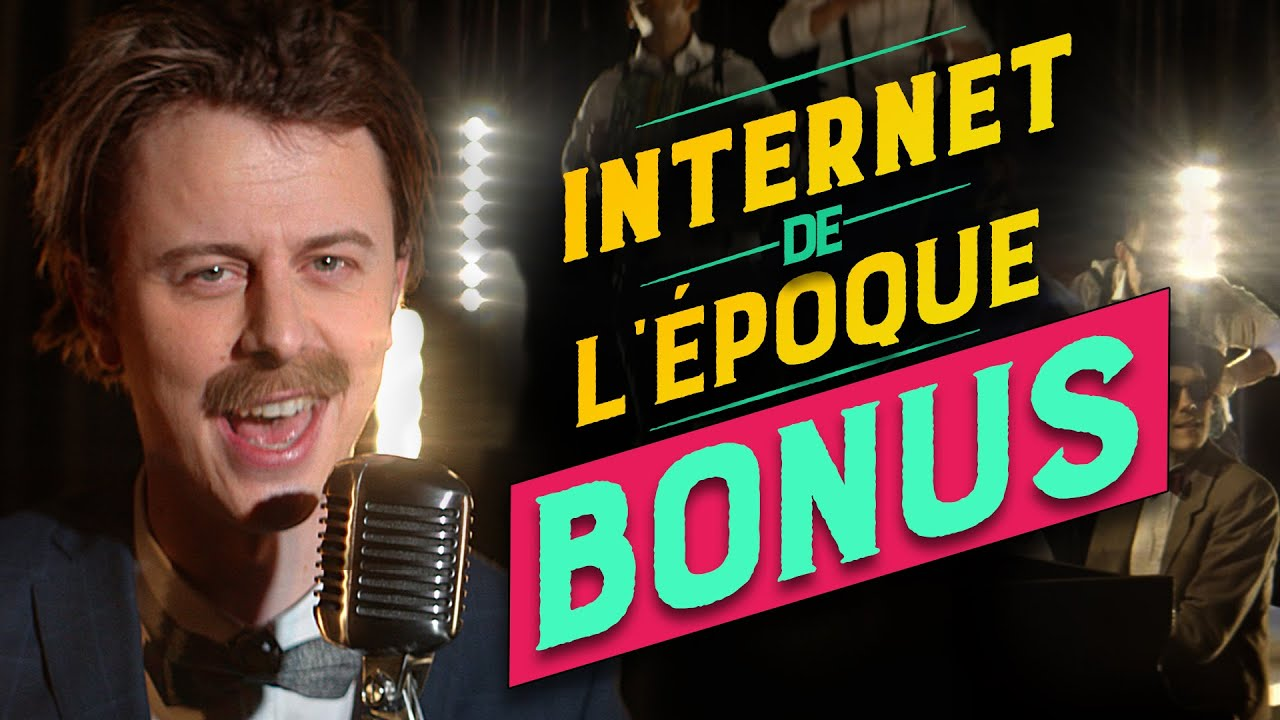 "BONUS ""INTERNET DE L'ÉPOQUE"" – NORMAN"