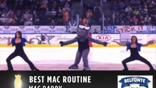 """Mac Awards"" - Best Mac Routine, presented by Belfonte"