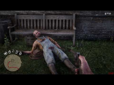 Red Dead Redemption 2 - Ragdoll Compilation #7 thumbnail