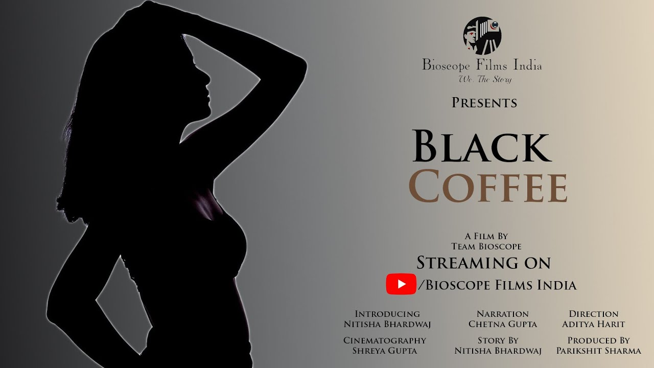 Download Black Coffee | Short Film | Nominated Best Silent Film WBOLFF | The Cinemaniacs LLP