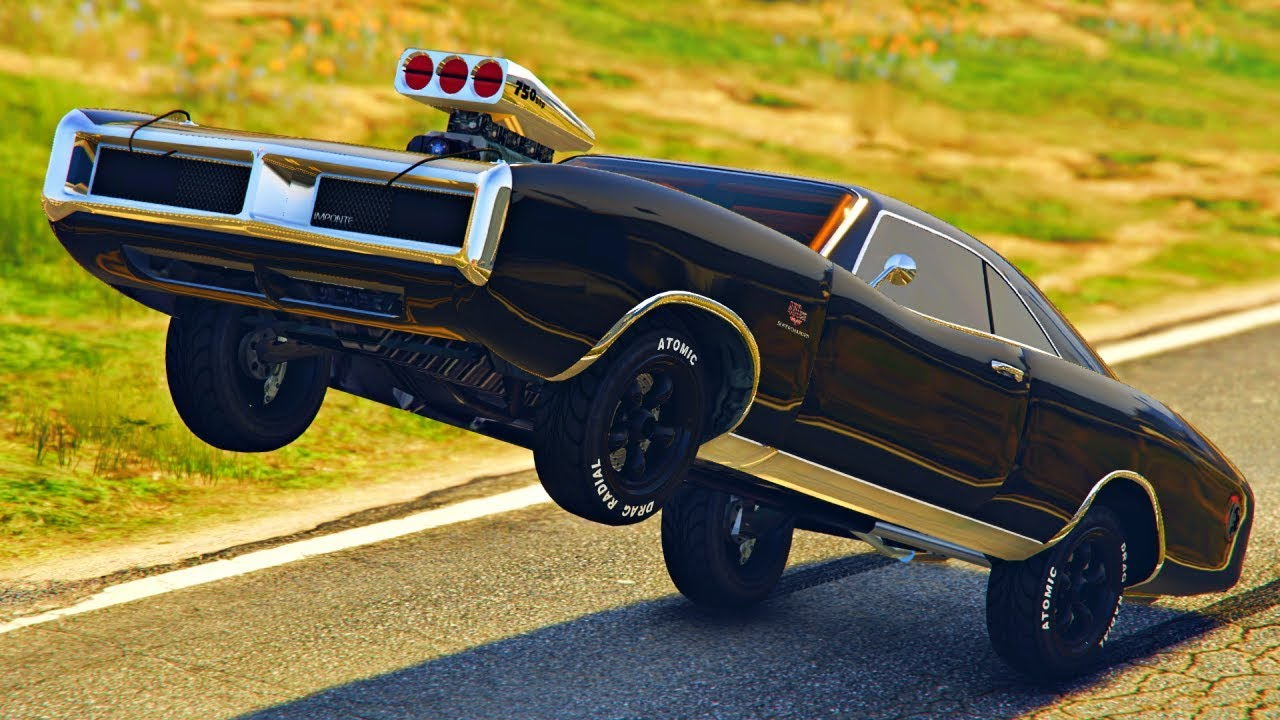 How To Do A Wheelie In Gta 5 Online Youtube