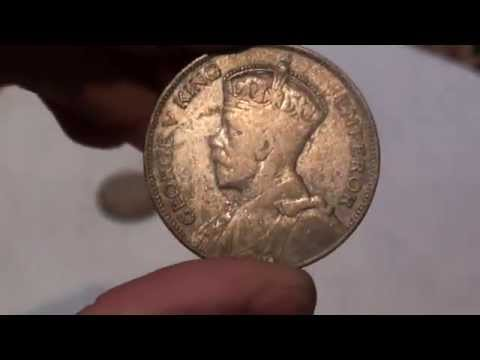 World Coin Searching Video - Numismatics with Kenny