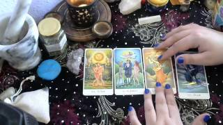 ARIES JUNE 2017 Psychic Tarot Reading