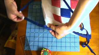 Fourth Of July Table Runner Pattern: Part 2
