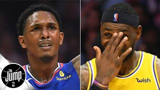 The key difference between the Lakers and Clippers will be the bench - Brian Windhorst | The Jump