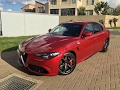 LOUD ACCELERATION and PURE SOUND: Alfa Romeo Giulia Quadrifoglio Verde ZF-AT8 QV accelerates FAST