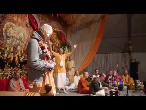 Киртан Прабхавишну прабху - Садху-Санга