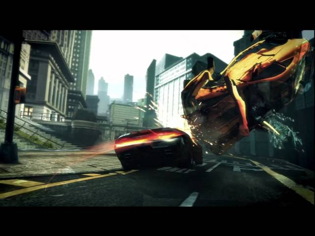 Ridge Racer Unbounded Intro