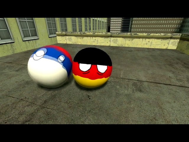 [Polandball] Rush M