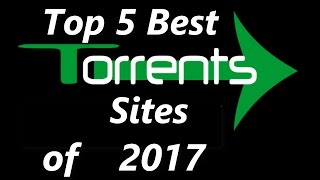HINDI - Top Best Torrents Sites Which Are Still Working | 2017