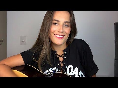 Julia Gama - Agora vai sentar/COVER+RESPOSTA (MC Jhowzinho & Kadinho)