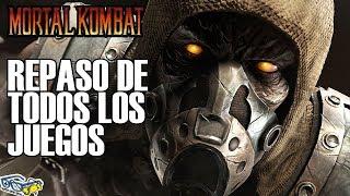 Mortal Kombat: De la mediocridad a la perfección - Una saga icónica | SQS