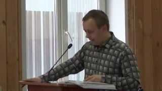 Цели и задачи ВШ. Роман Наумов