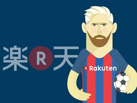 Rakuten Turns Eyes To Europe With FC Barcelona Sponsorship Deal