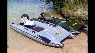 Ідеальна човен під мотор 6 л. с.   Smart Fisher 380