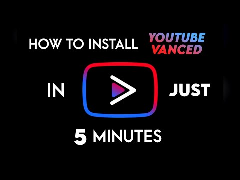 How to Install YouTube Vanced in any Xiaomi Phone ?