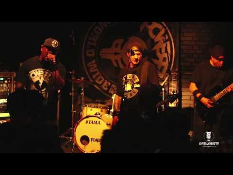 Powerflo live in Sacramento, California 10/22/17